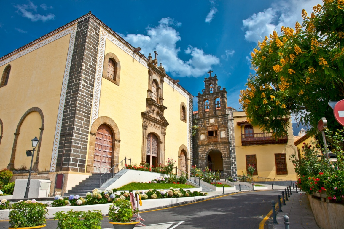 "'House of Culture ""Casa de la Cultura San Agustin"" in Orotava, Tenerife, Canary Islands. Spain.' - Gran Canaria"